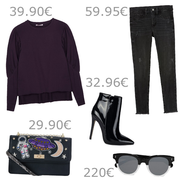 | Look of the day