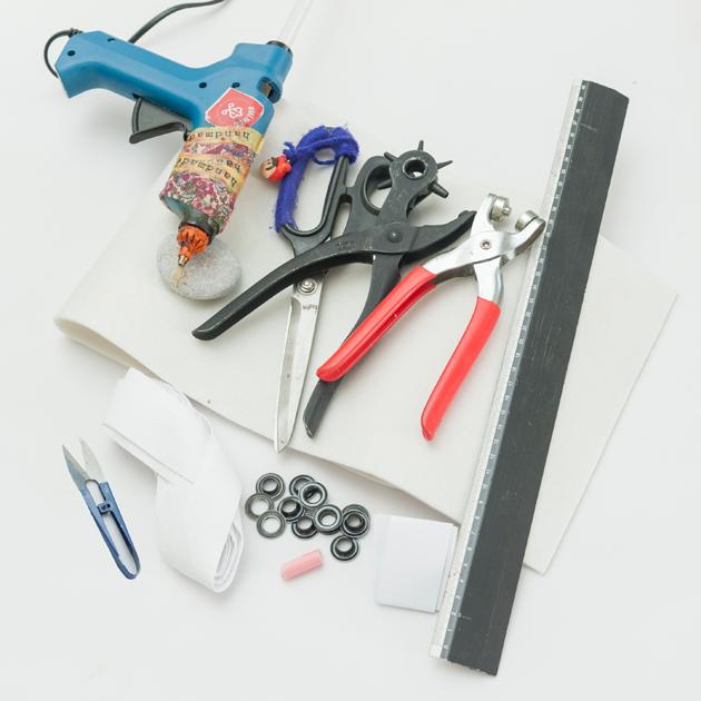 1   Τα υλικά που θα χρειαστείς!