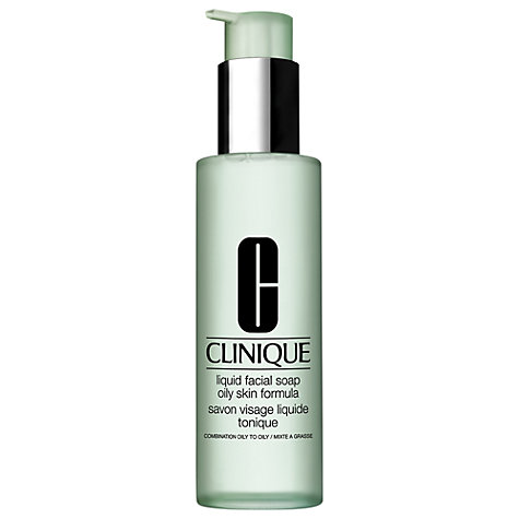 4 | Clinique Liquid Facial Soap