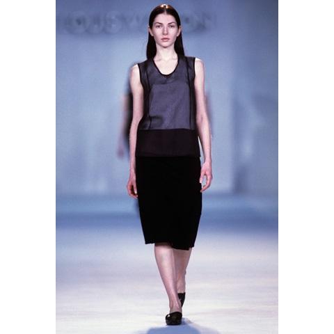 1 | Μοντέλο από το 1ο show του για τη Louis Vuitton