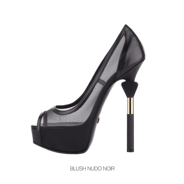 15 | Blush Nudo Noir