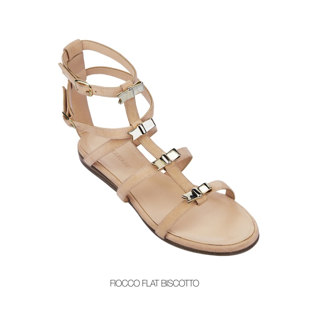 10 | Fiocco Flat Biscotto