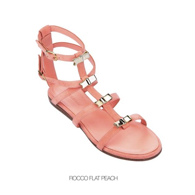 19 | Fiocco Flat Peach