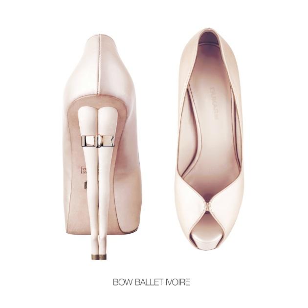 18 | Bow Ballet Ivoire
