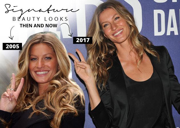 Έξι διάσημες που έχουν μια ζωή τα ίδια μαλλιά! | tlife.gr