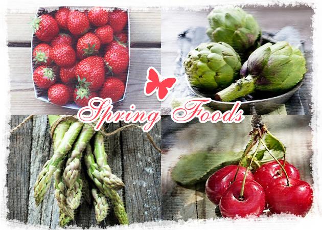 SPRING IS HERE! Τροφές της άνοιξης που φροντίζουν τη γραμμή σου… | tlife.gr