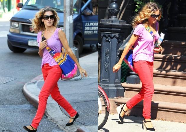 Τι τσάντα κρατάει η Sarah;   tlife.gr