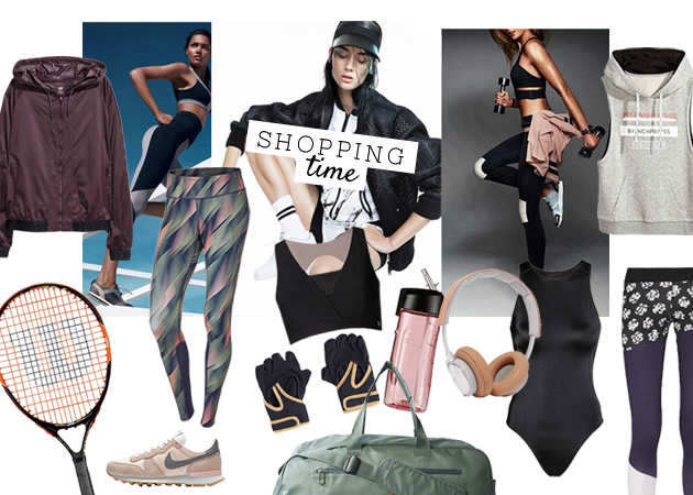 Για το γυμναστήριο ή τις sporty εμφανίσεις  Τα πιο στιλάτα ρούχα και  αξεσουάρ που θα βρεις στην αγορά 8cf2a913903