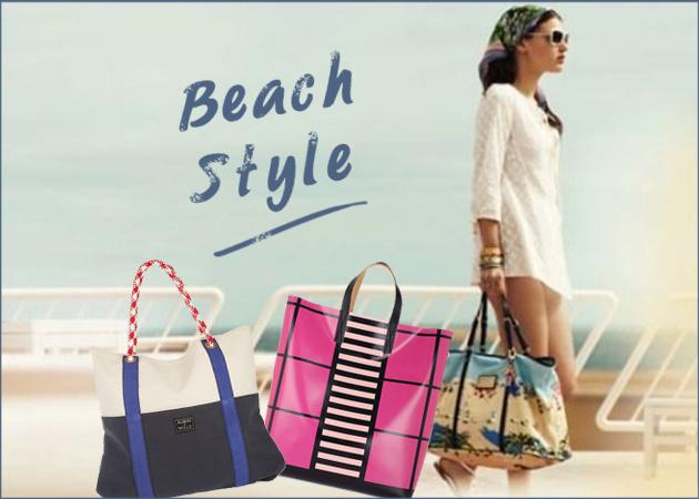 10 τσάντες που αξίζει να πάρεις μαζί σου στην παραλία …και να τις γεμίσεις με στιλ!   tlife.gr