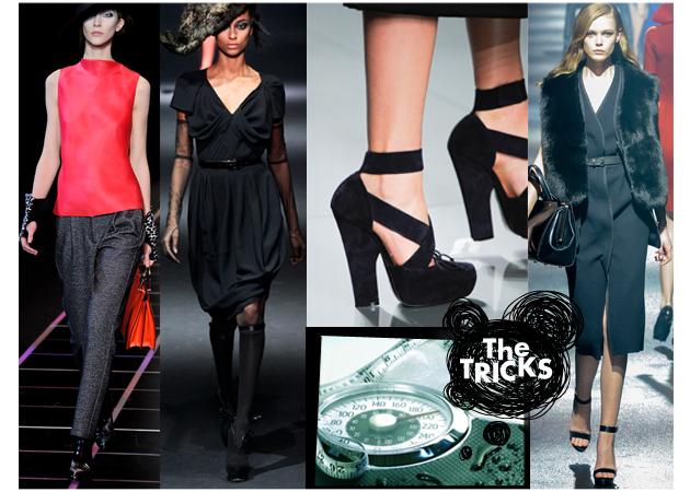 5843fbffc1e 25 Fashion Tips που θα σε κάνουν να δείχνεις πιο αδύνατη! - TLIFE