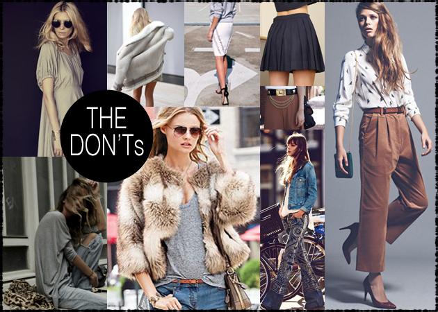 Τι δεν πρέπει να φοράς; Τι να αποφύγεις ανάλογα με το σωματότυπό σου!   tlife.gr