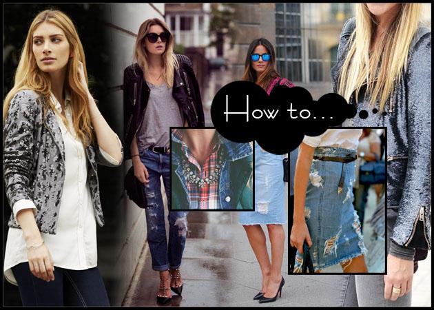 8 τρόποι για να κάνεις τα jeans σου να ξεχωρίζουν! Πώς να τα φορέσεις, με τι να τα συνδυάσεις; | tlife.gr