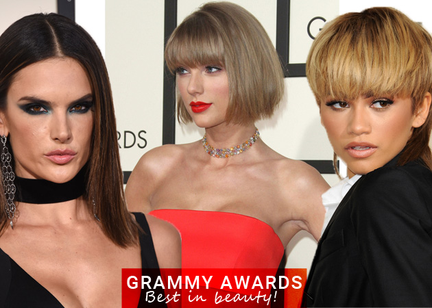 Grammy Awards 2016: δες τα καλύτερα μακιγιάζ και μαλλιά από τοοοοσο κοντά! | tlife.gr