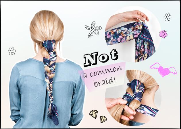Μαντήλια στα μαλλιά και πώς να τα φορέσεις για την Άνοιξη (τρίτος τρόπος)! | tlife.gr