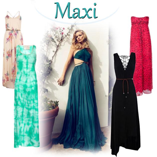 Maxi dresses - TLIFE 784f80bff6f