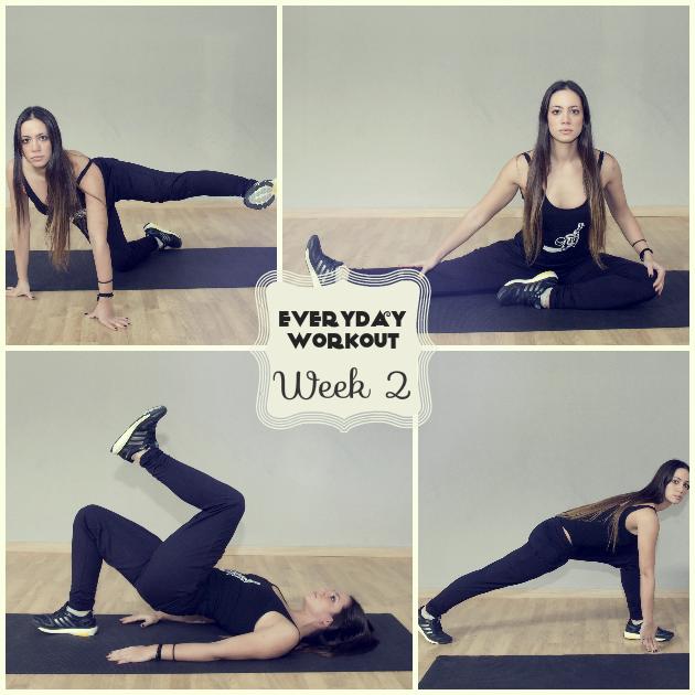 1 | Quick Fit Part II! Αφιέρωσε 10' Λεπτά καθημερινά για πιο όμορφο σώμα