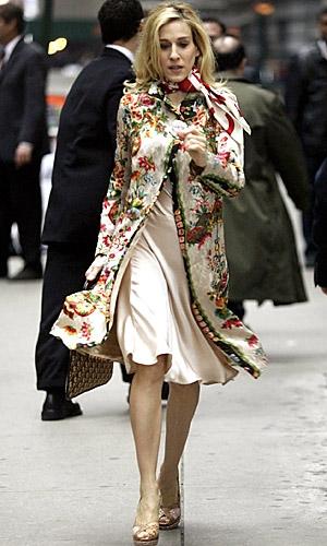 12 | Carrie Bradshaw