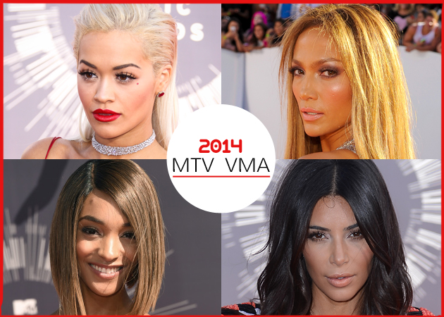 2014 MTV VMA: Όλα τα καλύτερα beauty looks! | tlife.gr