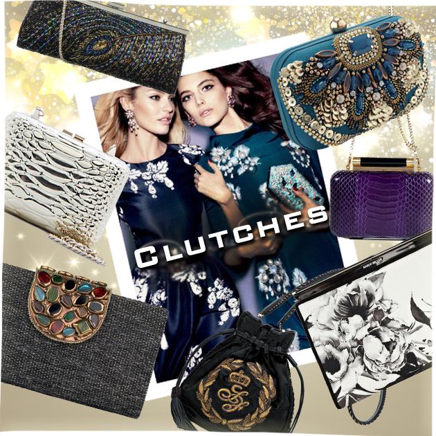 1 | Clutches για τις γιορτές