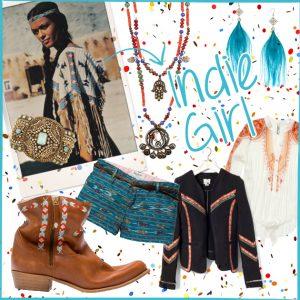 Nτύσου indie girl!