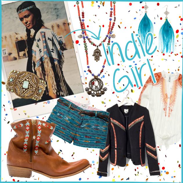 1 | Indie girl