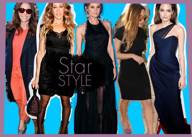 Fashion Report! Τι φόρεσαν οι celebrities αυτήν την
