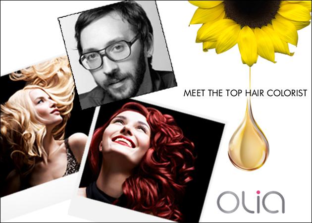 Μεγάλος διαγωνισμός Olia και TLIFE! Γνώρισε τον επίσημο hair colorist της Garnier και αγαπημένο των stars, Ν. Βιλλιώτη!