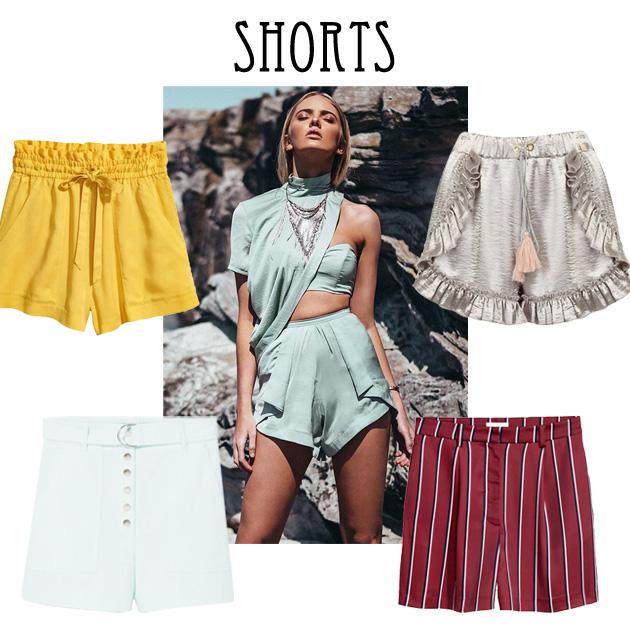 1   Shorts