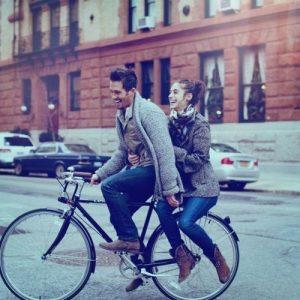 Μια βόλτα με το ποδήλατο…