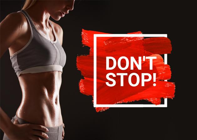 Αμέλησες τη γυμναστική σου; Σε πόσο καιρό το σώμα σου χάνει τη φόρμα του και τη γράμμωση; | tlife.gr
