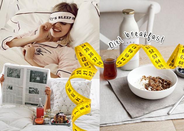 Πρωινό και αδυνάτισμα: Γιατί είναι σημαντικό; Τι πρέπει να επιλέξεις και τι να αποφύγεις
