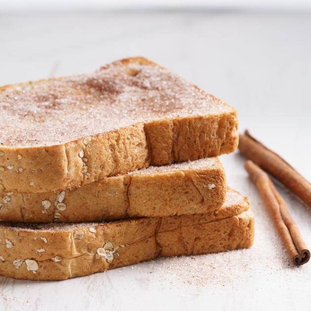 Ψωμί ολικής με κανέλα! Το ιδανικό πρωινό για αδύνατη σιλουέτα | tlife.gr