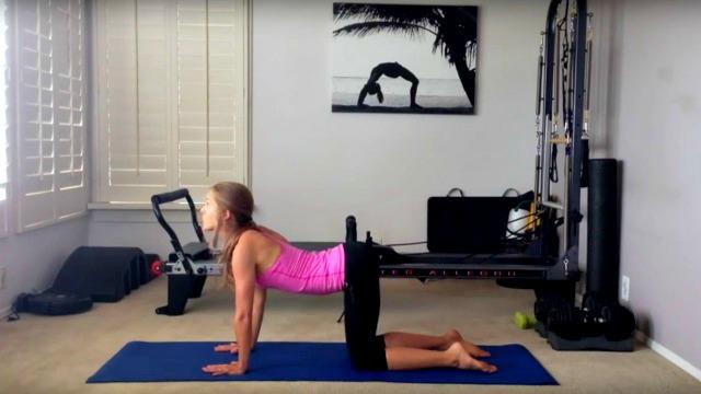 Cardio Pilates: Με αυτό το πρόγραμμα θα δεις διαφορά στο σώμα σου