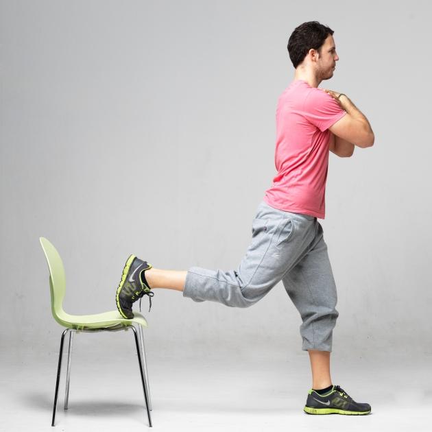 2 | Βυθίσεις με το πέλμα σε καρέκλα Μέρος Πρώτο