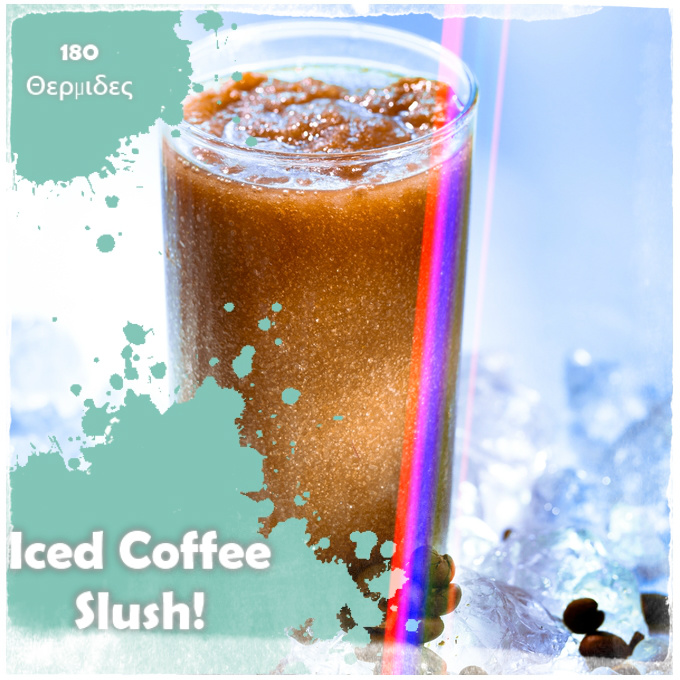 1 | Iced Coffee Slush