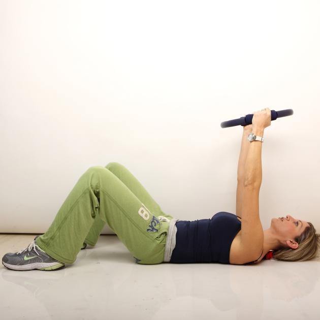 4 | Κοιλιακοί με fitness ring Μέρος Πρώτο
