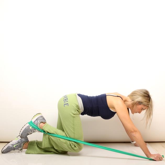 3 | Άσκηση για τους γλουτούς και τους μηρούς Μέρος Πρώτο