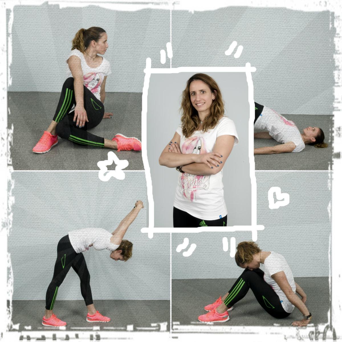 1 | LIKE A PRO! Η Bίκυ Αρβανίτη ολοκληρώνει το πρόγραμμα Pilates για τέλειο σώμα