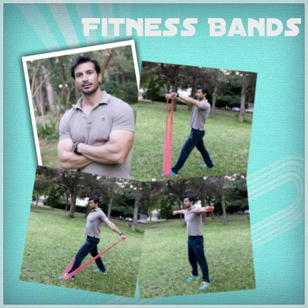 1   Fitness Bands! Γύμνασε χέρια