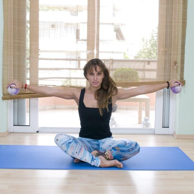 2 | Κυκλάκια με yoga balls