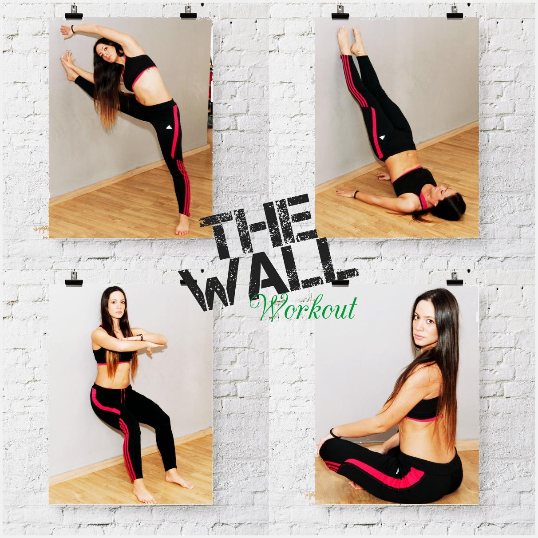 1 | Ασκήσεις στον τοίχο! Ένα πρόγραμμα για τέλειους γλουτούς και επίπεδη κοιλιά