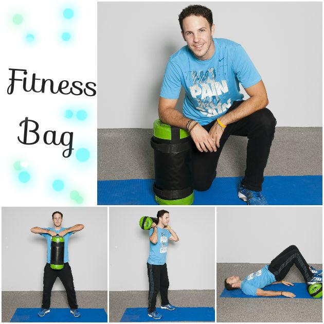 1 | Fitness Bag! Ένα νέο fitness item για να γυμνάσεις όλο το σώμα