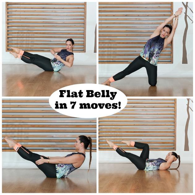 1 | Επίπεδη κοιλιά σε 7 κινήσεις!