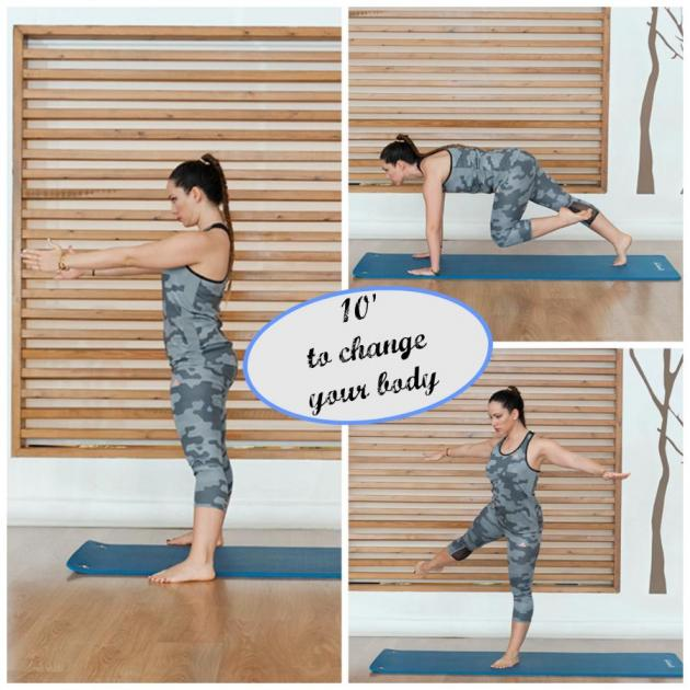 1   10 λεπτά που αλλάζουν το σώμα σου!