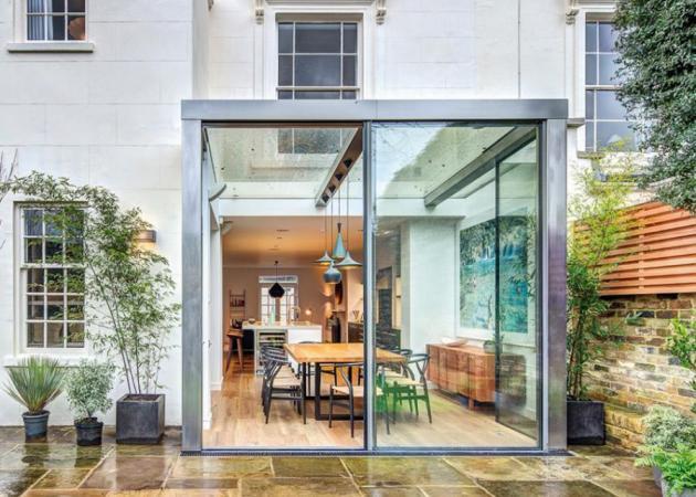 Το Λονδίνο είναι μουντό, αυτό το σπίτι όχι!   tlife.gr