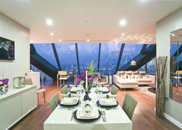 Ένα διαμέρισμα με θέα που θα σου κόψει την ανάσα, στο Λονδίνο! | tlife.gr