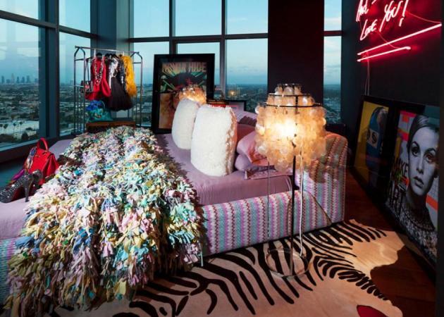 Beautiful mess: ένα διαμέρισμα στο LA που αγαπάει το στιλιστικό… χάος!