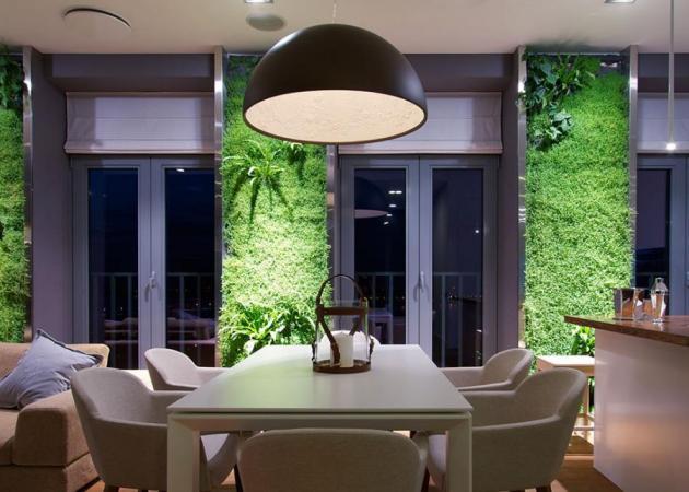 Αυτό το διαμέρισμα έχει… φυτρωμένους τοίχους! | tlife.gr