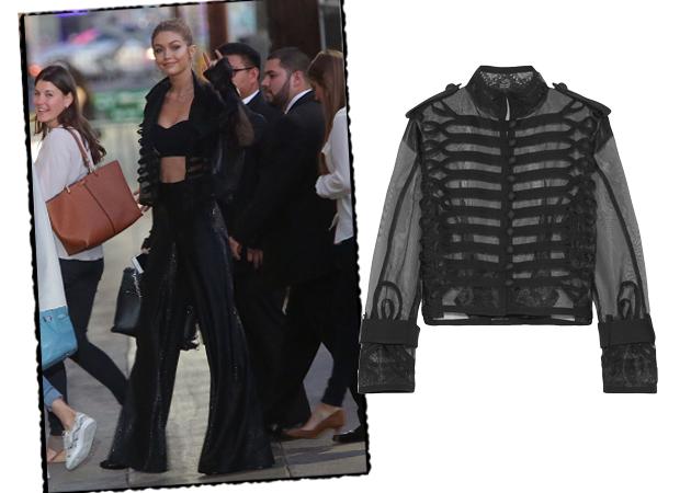 Θέλω το jacket της Gigi Hadid! | tlife.gr