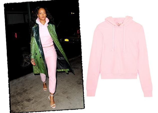 Θέλω το φούτερ της Rihanna!